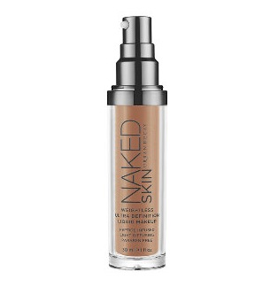 Urban Decay Naked Makeup